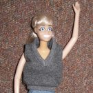 Archie Comics Betty Doll Action Figure Poseable