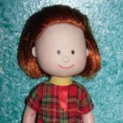 Madeline Doll Red Hair