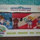 Cabbage Patch Kids Figures Olympikids Set Mattel