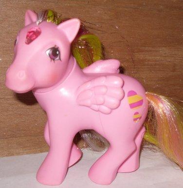 My Little Pony G1 Glittering Gem Pegasus  MLP 1984 Hasbro