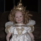 Shirley Temple Little Princess Portrait Doll Danbury Mint 1993