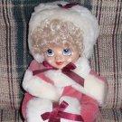 Brinn's Doll January Calendar Clown Porcelain 1986