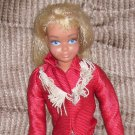Skipper Doll Barbie Sister Mattel Malibu Sun Loving