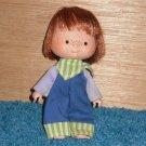 Strawberry Shortcake Huckleberry Doll 1979