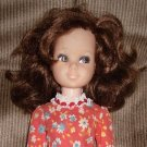 "Uneeda Doll Side Glance Eyes 17"" 1971"