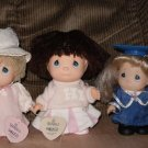 Precious Moments Hi Babies Dolls Graduate Enesco