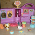 Littlest Pet Shop Doggie Diner Toy Play set