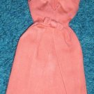 Barbie Salmon Pink Belle Dress Vintage Mattel
