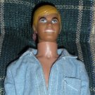 Ken Doll 1968 Hong Kong Leg Knees Bend Barbie Mattel