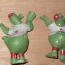 4 Philadelphia Phillies Phanatic figures MLB Baseball