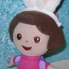 Dora the Explorer with Bunny Ears Gund Plush Easter