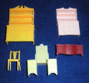 Vintage Doll Furniture Allied