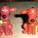 2 Clifford The Big Red Dog Scholastic Figures