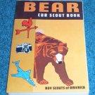 Bear Cub Scout Book 1967