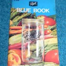 Ball Blue Book Thrifty Canning Recipes 1974