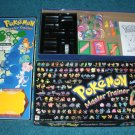 Pokemon Master Trainer Board Game MB Hasbro
