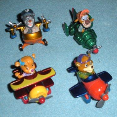 Disney McDonald's Tail Spins Die cast Planes