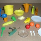 Miniature Camping Accessories for Dolls, GI Joe, Action Figures