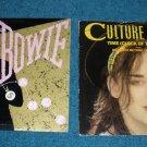 "Culture Club Boy George, David Bowie Lets Dance 12"""