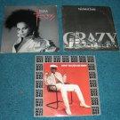 Diana Ross Swept Away, Manhattans Crazy, Kool Moe Dee