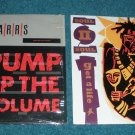 "Marrs Pump Up the Volume, Soul II Soul Get A Life 12"" LP"