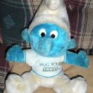 Smurf Plush Doll Figure 1979 Peyo