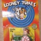 Loony Tunes Ertl Porky Pig Tractor Car