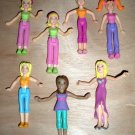 Polly Pocket McDonald's Dolls