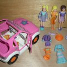 Polly Pocket Jeep, Dolls, Clothes
