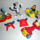 Loony Tunes Cars, Super Hero Bugs McDonald's Happy Meal Toys