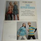 Columbia Minerva Knit Patterns Sweaters Leaflet