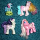 McDonalds My Little Pony Figures