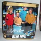 Barbie & Ken Star Trek Doll Giftset