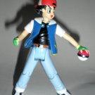 Pokemon Ash Figure Hasbro Nintendo 2000