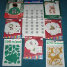 Christmas Iron On Transfers Dimensions Dizzle