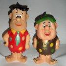 Fred Flintstone & Barney Rubble Hanna Barbera Figures