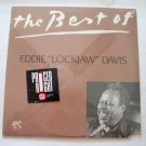 The Best of Eddie LockJaw Davis LP