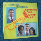 Mister Rogers Come On and Wake Up LP Record