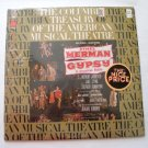 Gypsy A Musical Fable LP Ethel Merman LP Record