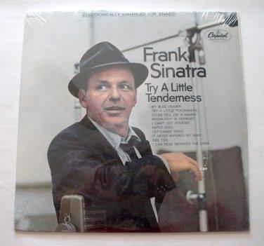 Frank Sinata Try a Little Tenderness LP