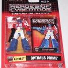 Heroes of Cybertron Optimus Prime Transformer Figure