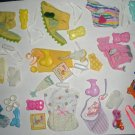 My Little Pony Figures Newborn Baby Accessories Lot