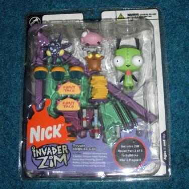 Invader Zim Doggie Disguise Gir Nickelodeon