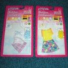 Lucky Fashion Corner Doll Dress & Skirt Set Fits Barbie