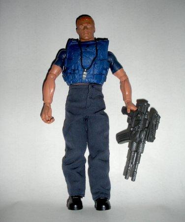 GI Joe Action Figure Police with Accessories Hasbro