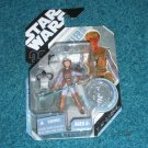 Star Wars R. McQuarrie Girl Action Figure With Coin