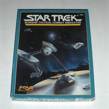 Star Trek Starship Tactical Combat Simulator Game Fasa 2003