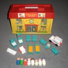 Little People Children's Hospital 931 Ambulance Xray stretcher