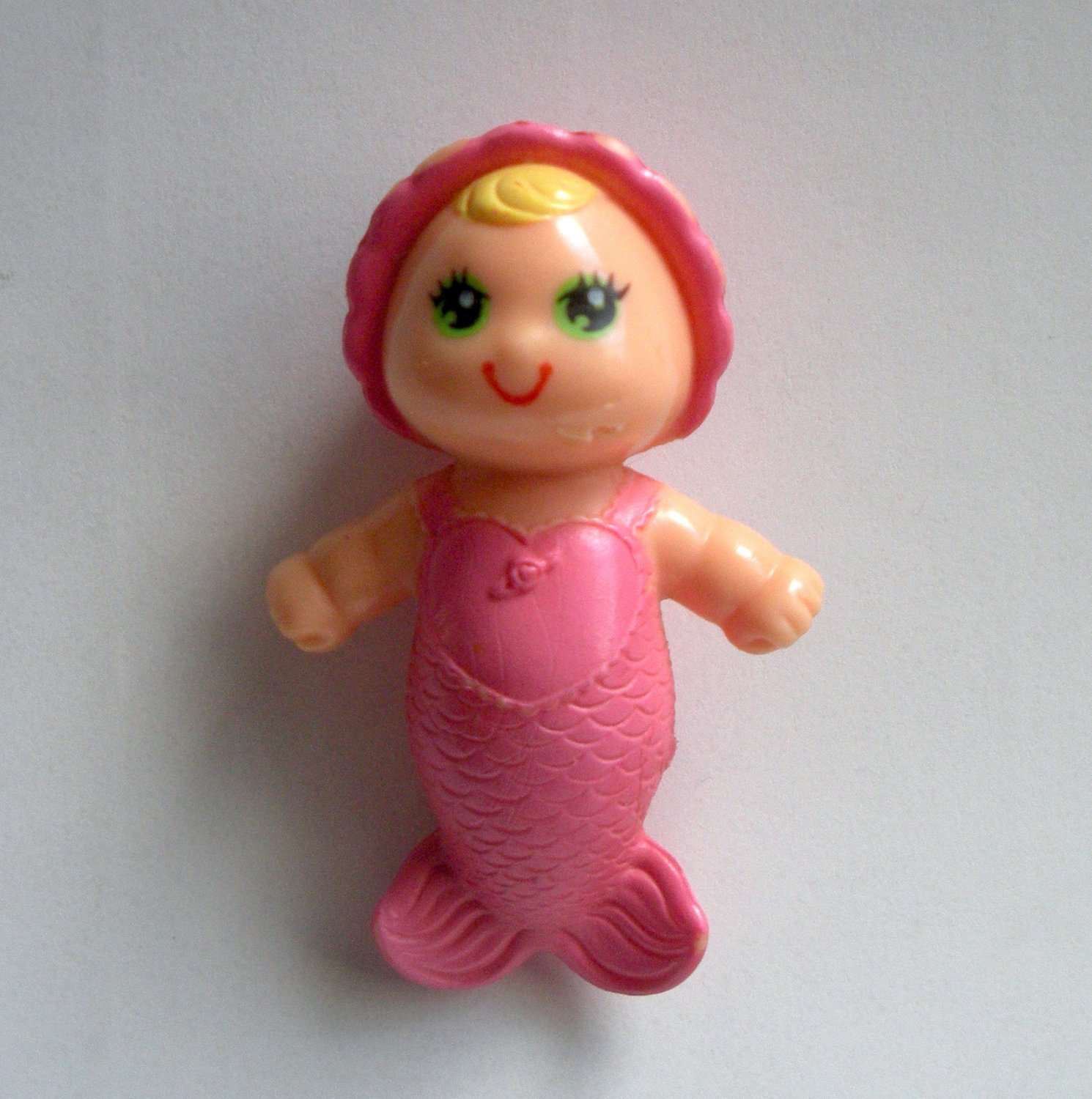 Kenner Sea Wees Pink Baby Mermaid Figure