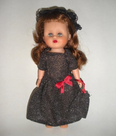 "Vintage 8"" Doll Ginny Friend by AE Allied Eastern Co."